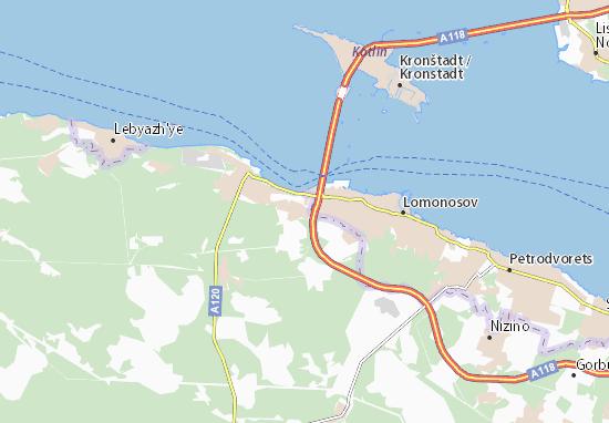 Peniki Map