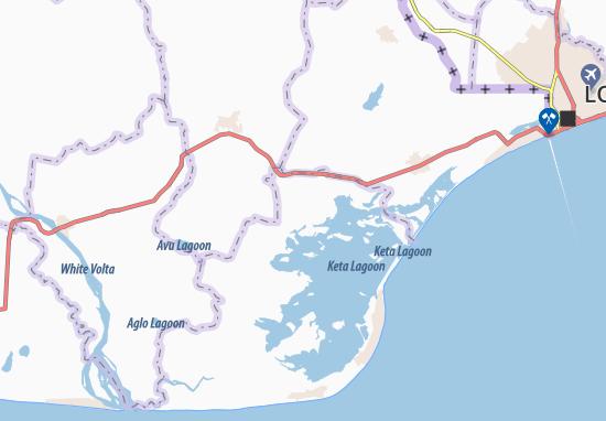 Mappe-Piantine Anyako