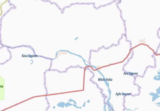 Adidome Map