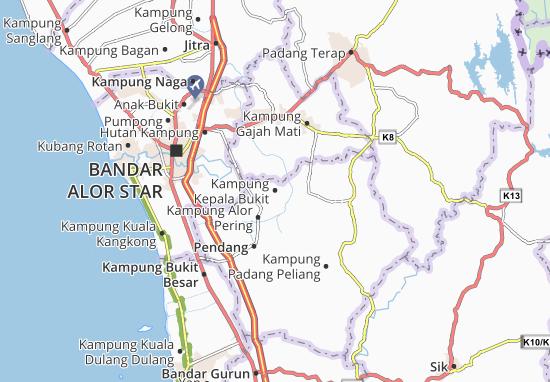Mapas-Planos Kampung Kepala Bukit
