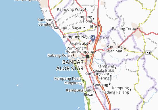 Mergong Map