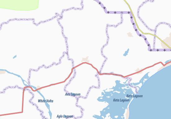 Mappe-Piantine Akatsi