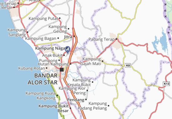 Mapas-Planos Kampung Jabi