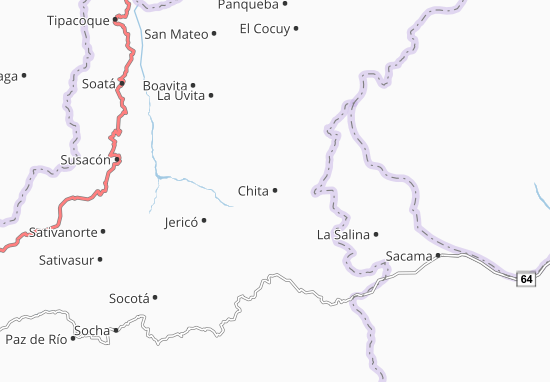 Mappe-Piantine Chita