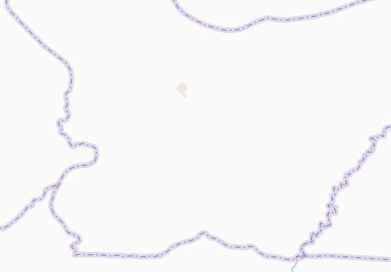 Carte-Plan Poukouya