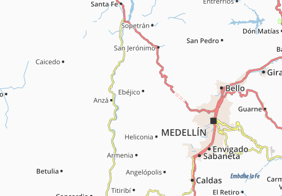 Ecuador Map Detailed maps for the city of Ecuador ViaMichelin – Ecuador Tourist Attractions Map