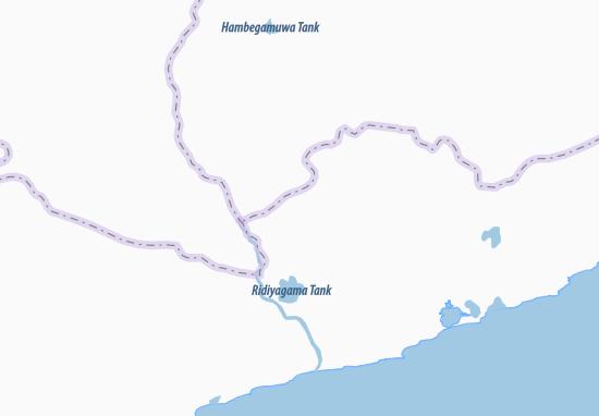 Suriyawewa Map