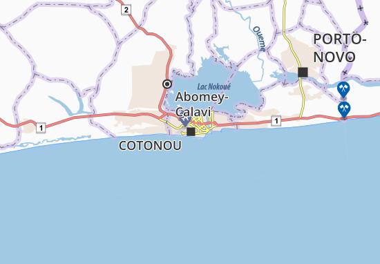 Mapa Plano Awhanlèko