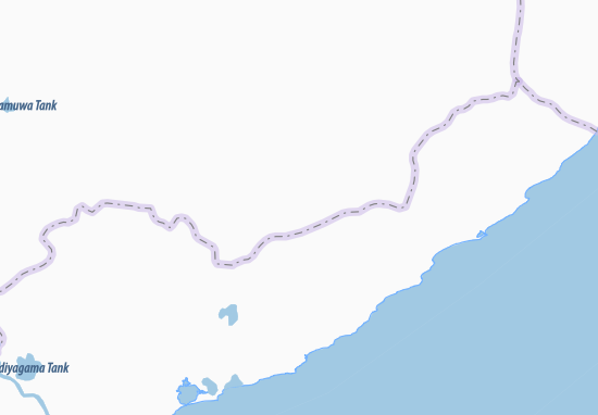 Mappe-Piantine Kataragama
