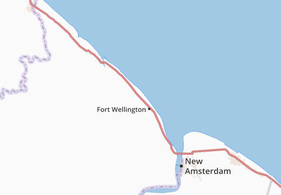 Mappe-Piantine Onverwagt