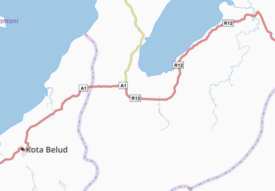 Kota Marudu Map