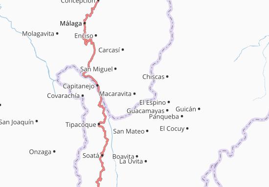 Mappe-Piantine Macaravita
