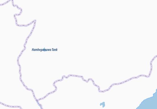 Kuda Oya Map