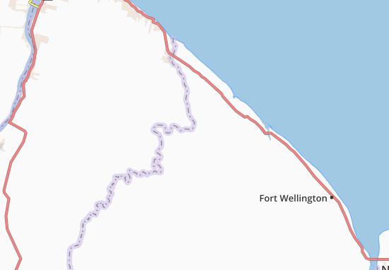Kaart Plattegrond Baiabu