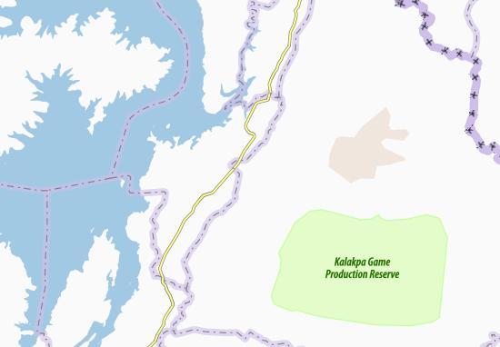 Mapa Plano Anyirawase