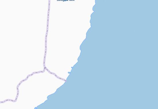 Okanda Map