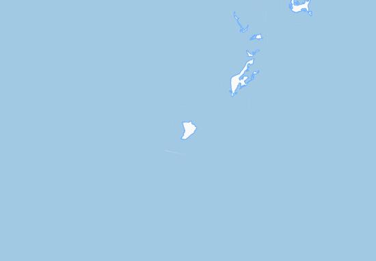 Kaart Plattegrond Angaur