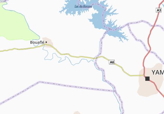 Carte-Plan Zougoussou