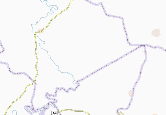 Carte-Plan Kouassi Nzikro