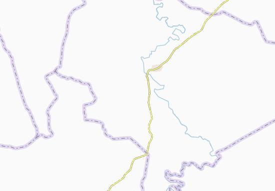 Carte-Plan Aérokro