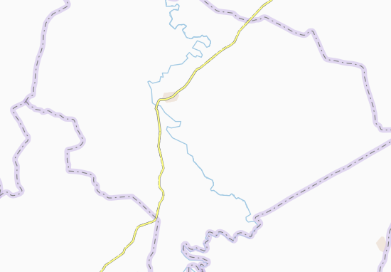 Carte-Plan Kondo-Koffikro