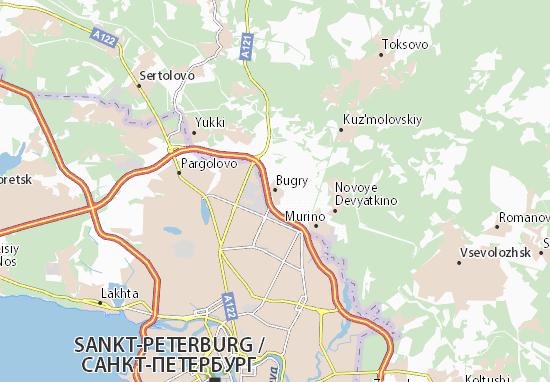 Mapas-Planos Bugry
