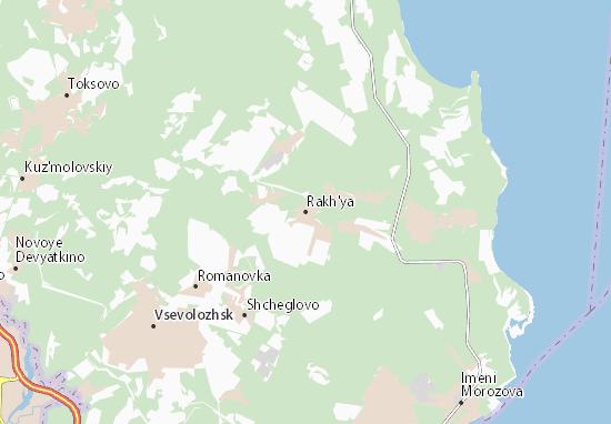 Mapas-Planos Rakh'ya
