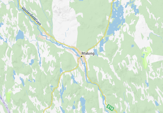 Malung Map