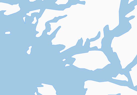 Kaart Plattegrond Arsuk