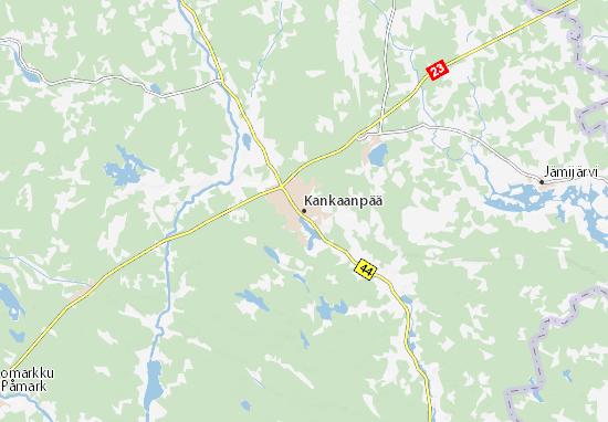 Kankaanpää Map