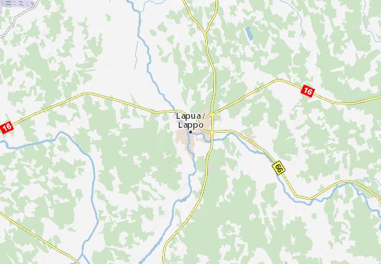 Lapua Map