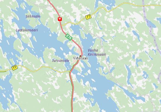 Viitasaari Map