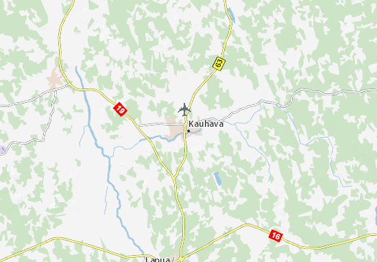 Kauhava Map