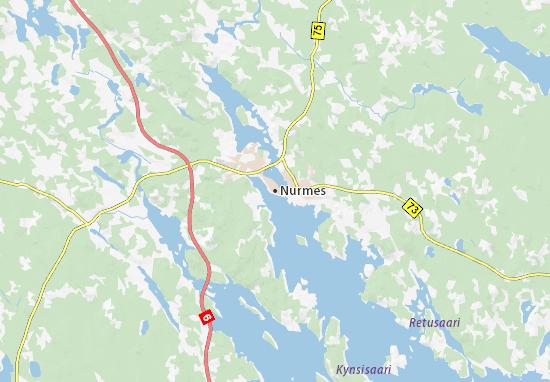 Nurmes Map