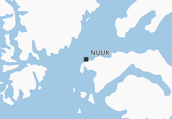 Mappe-Piantine Nuuk