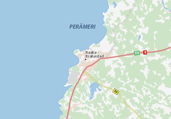 Mapas-Planos Raahe
