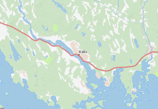 Kalix Map