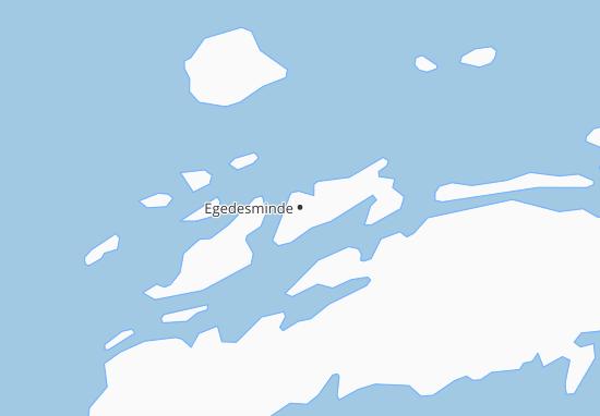 Mapas-Planos Egedesminde