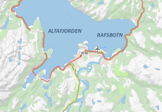 Alta Map
