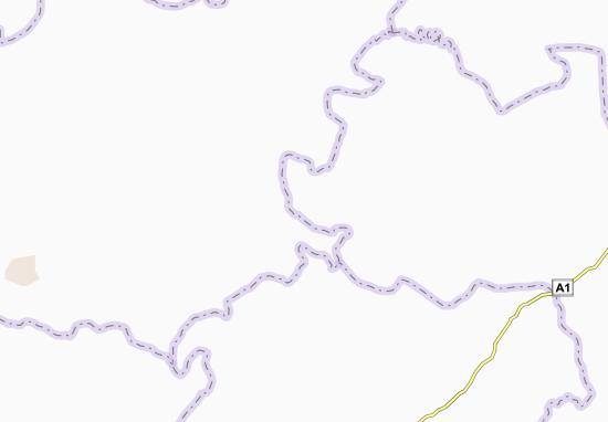 Carte-Plan Kokonou