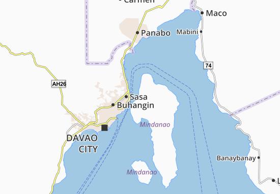 Mappe-Piantine Island Garden Of City Of Samal