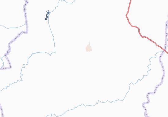 Carte-Plan Pougabara