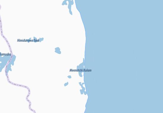 Mapas-Planos Akkaraipattu