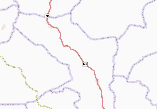 Mapa Plano Asuasu