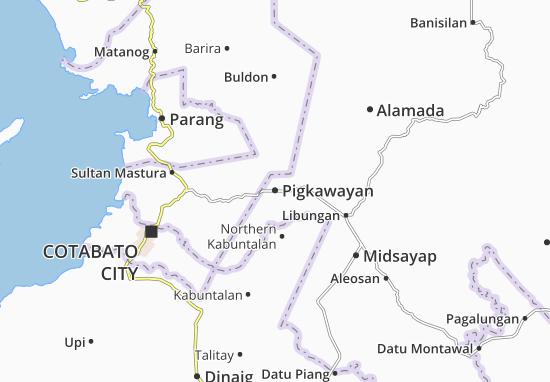 Mappe-Piantine Pigkawayan