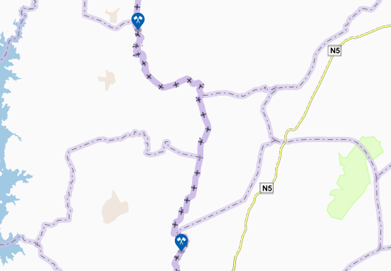 Baglo Map