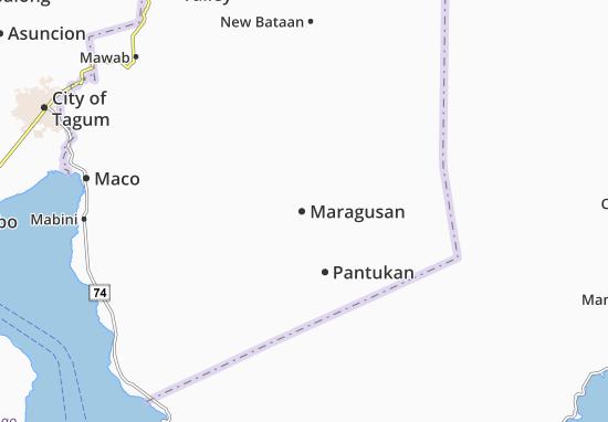 Mappe-Piantine Maragusan