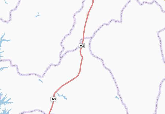Carte-Plan Kongonou