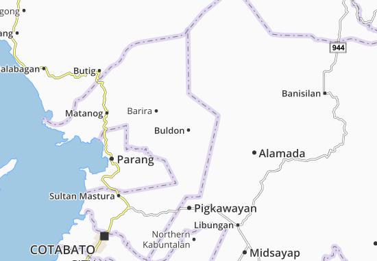 Mappe-Piantine Buldon
