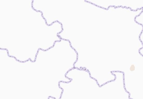 Carte-Plan Akakomoékrou